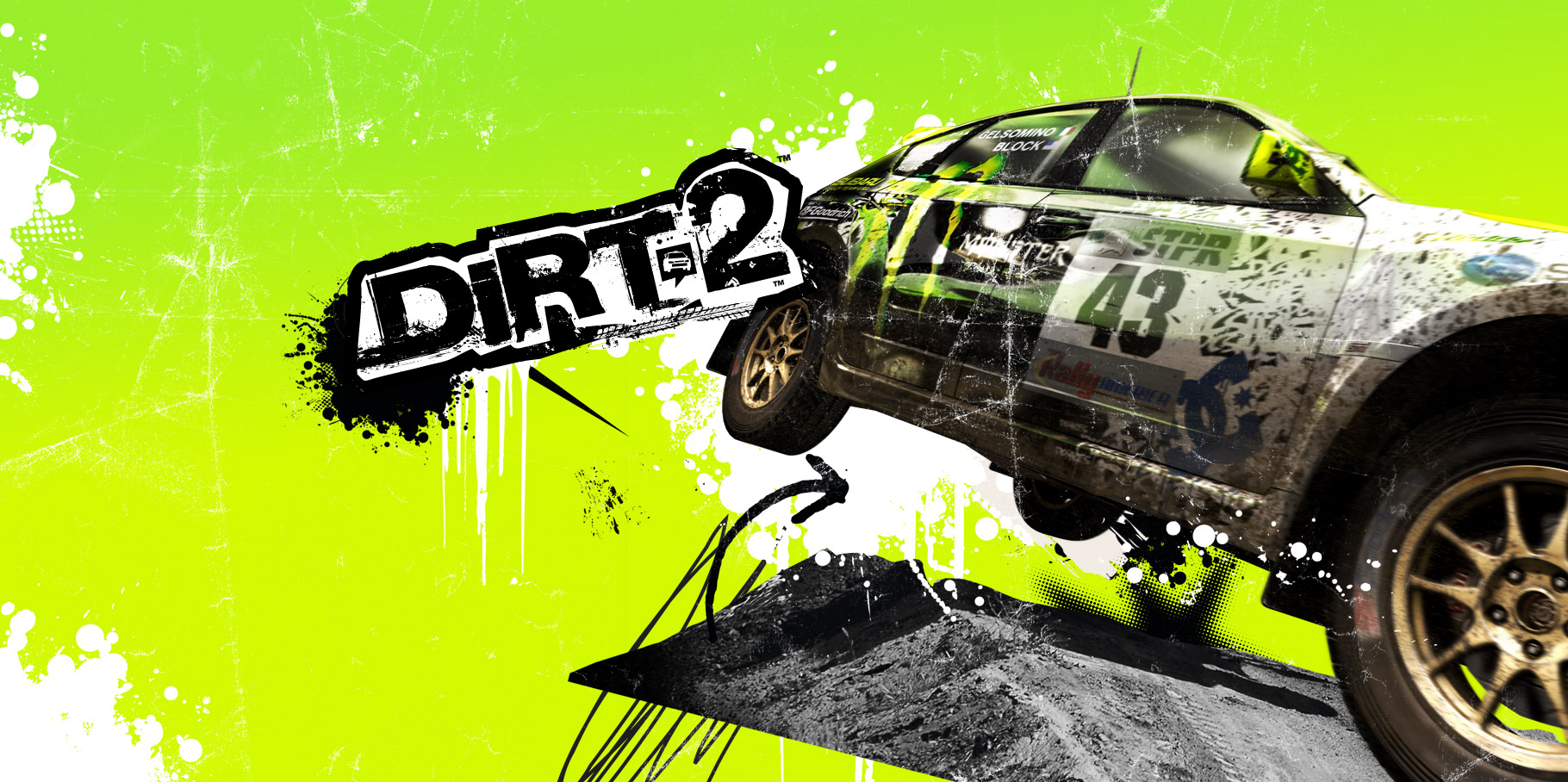 Artwork for Colin McRae: DiRT 2