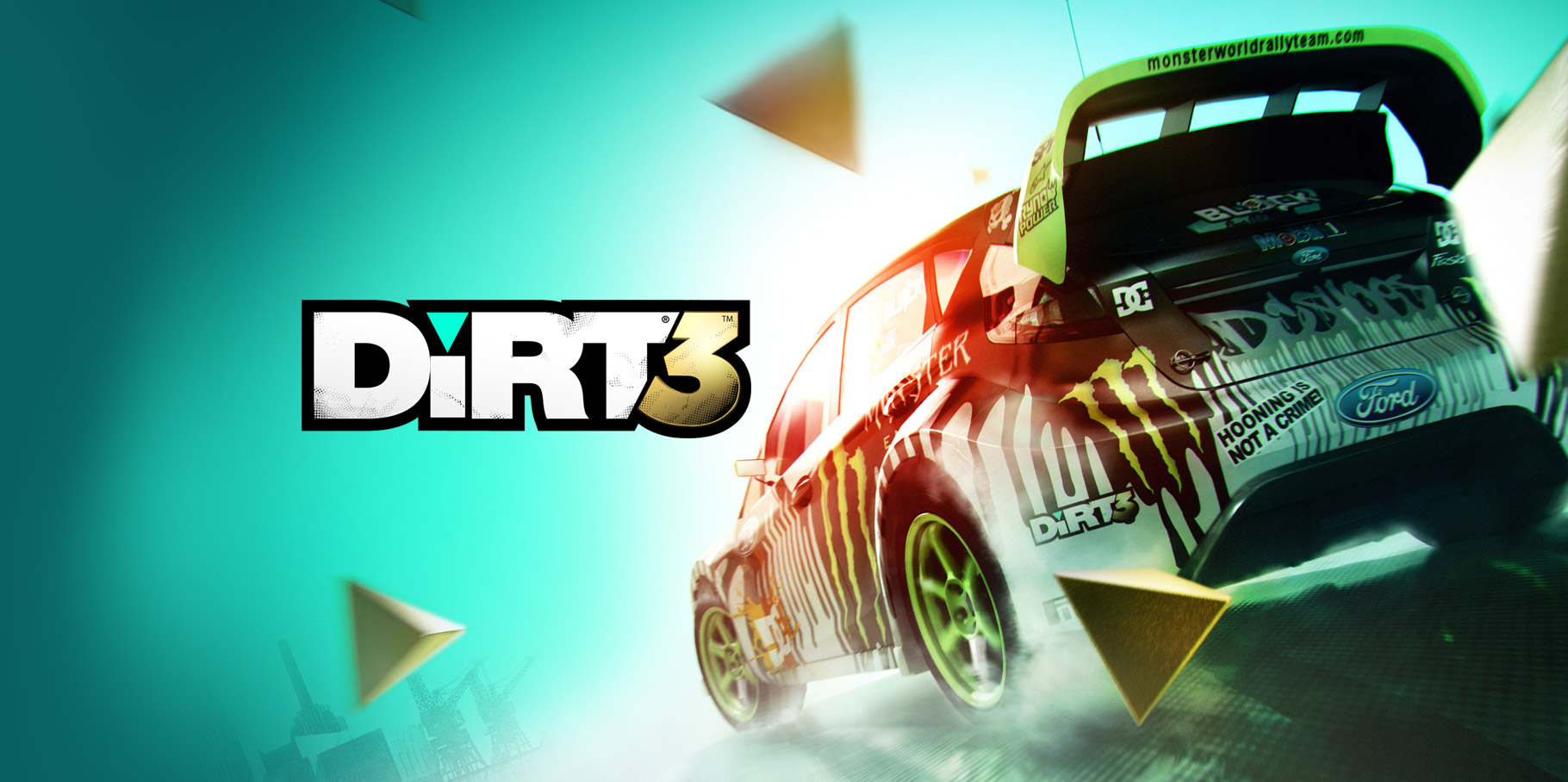 Artwork for DiRT 3