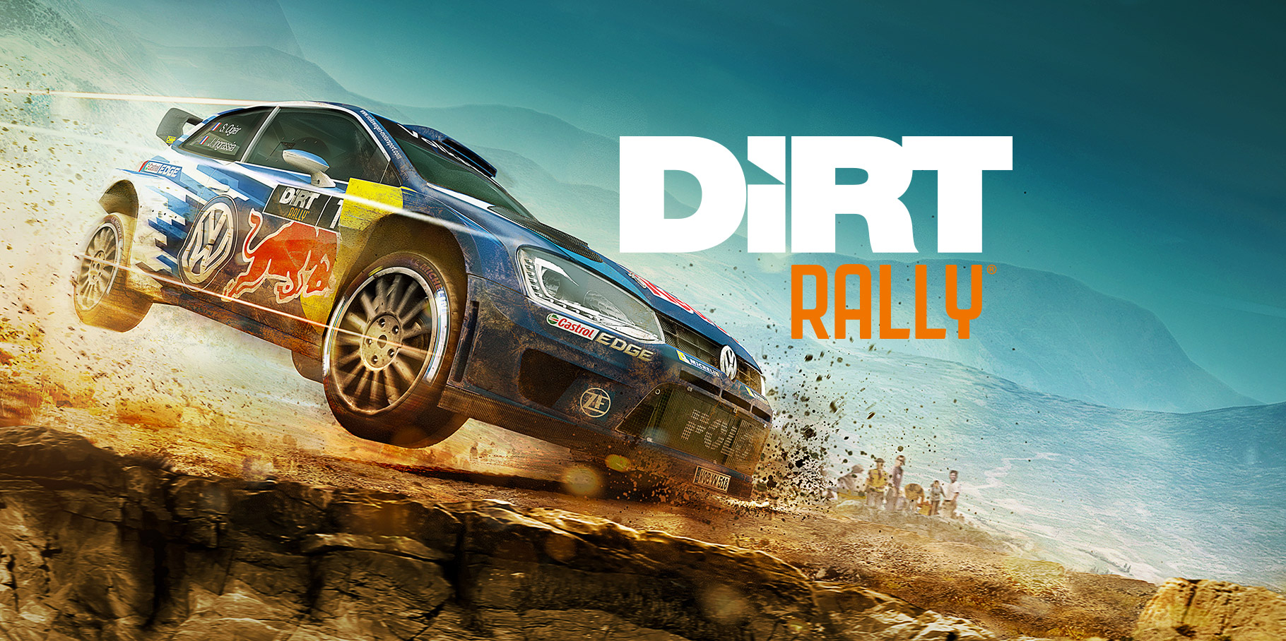 Artwork for DiRT Rally