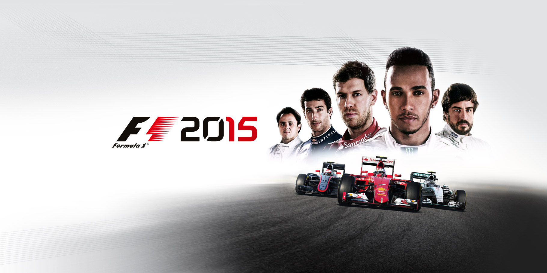 Artwork for F1 2015
