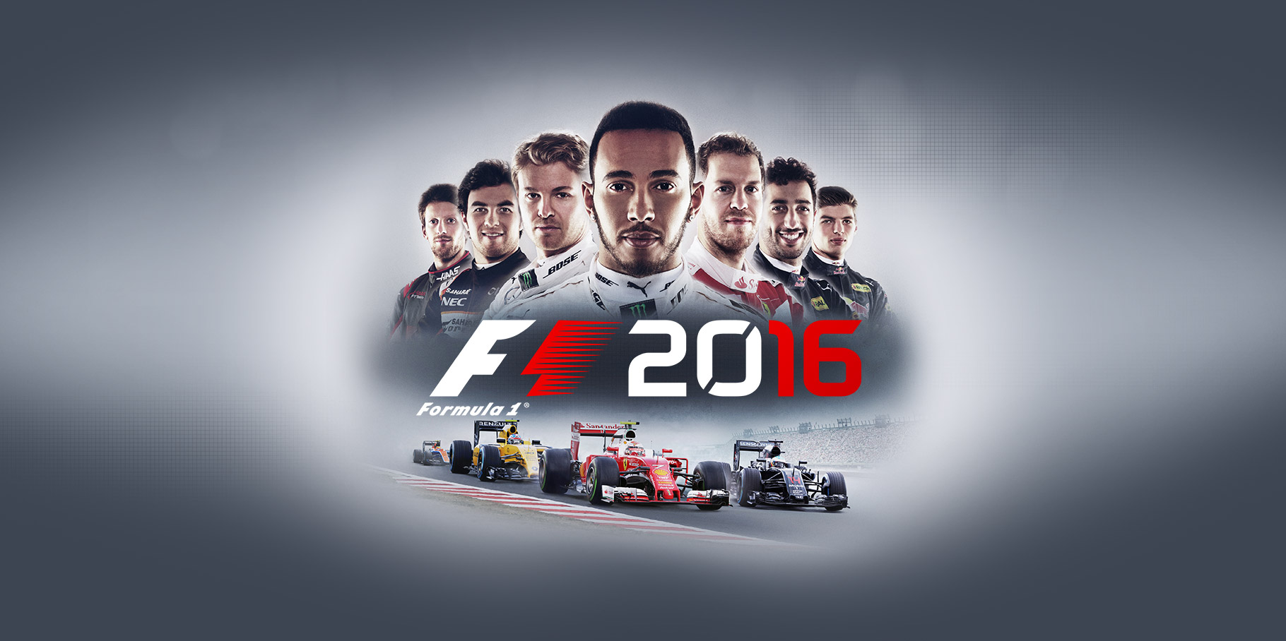 Artwork for F1 2016