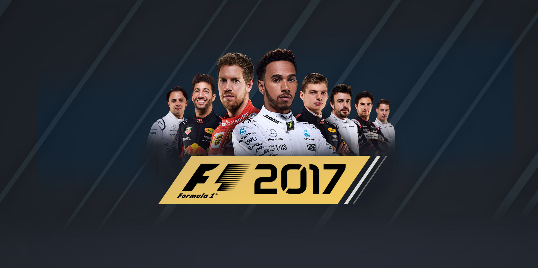 Artwork for F1 2017