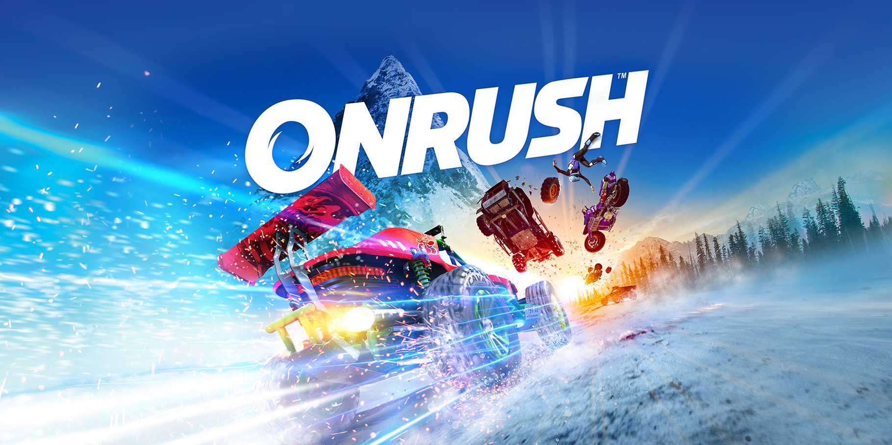 Artwork for ONRUSH