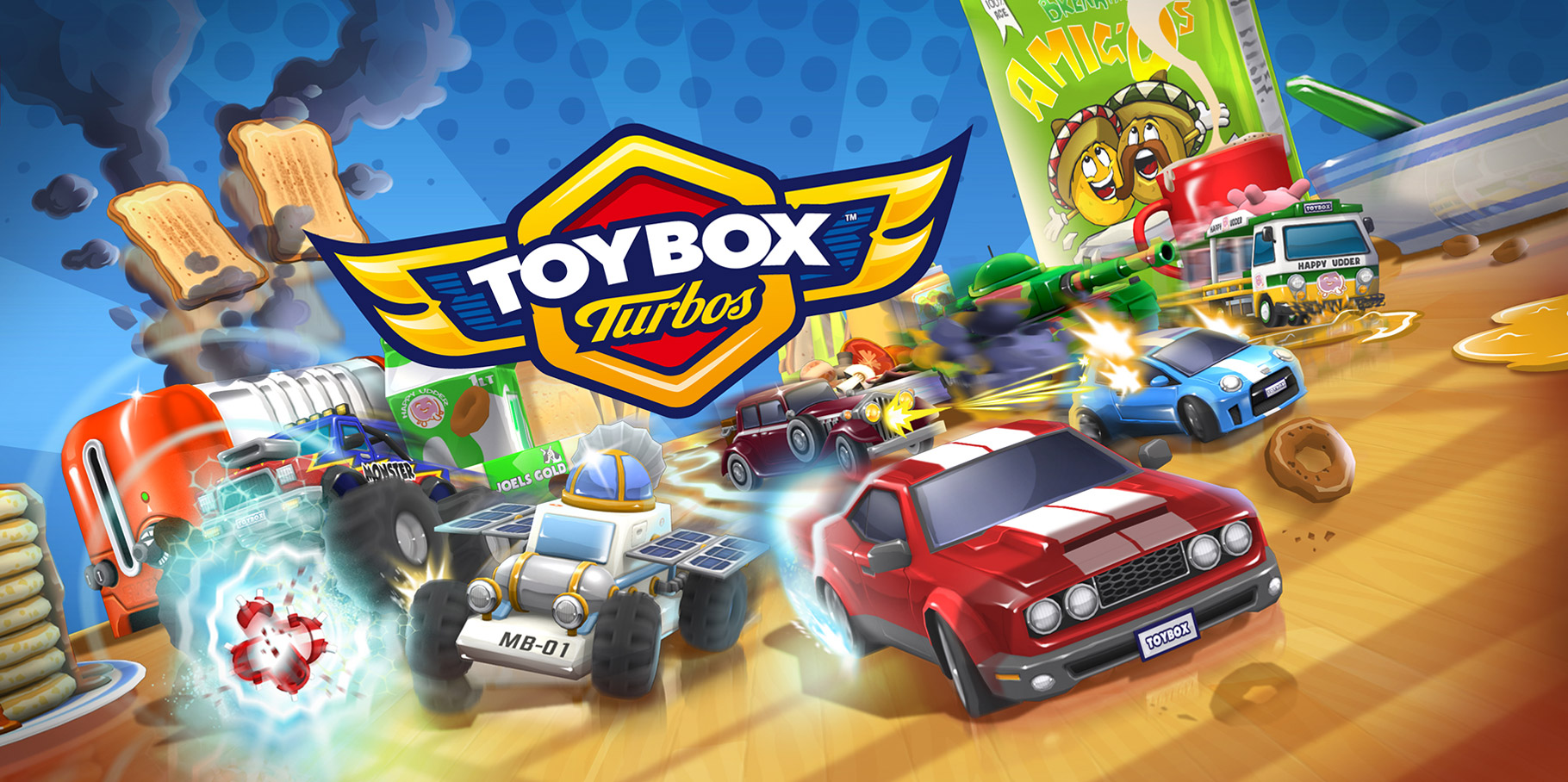 Artwork for Toybox Turbos