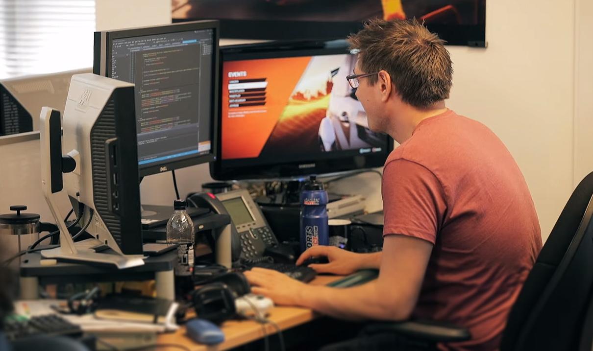 Careers at Codemasters