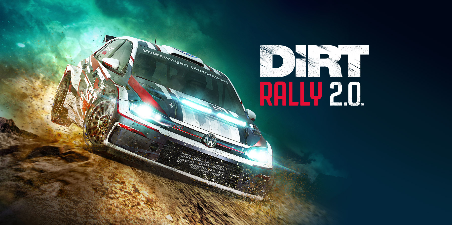 Artwork for DiRT Rally 2.0