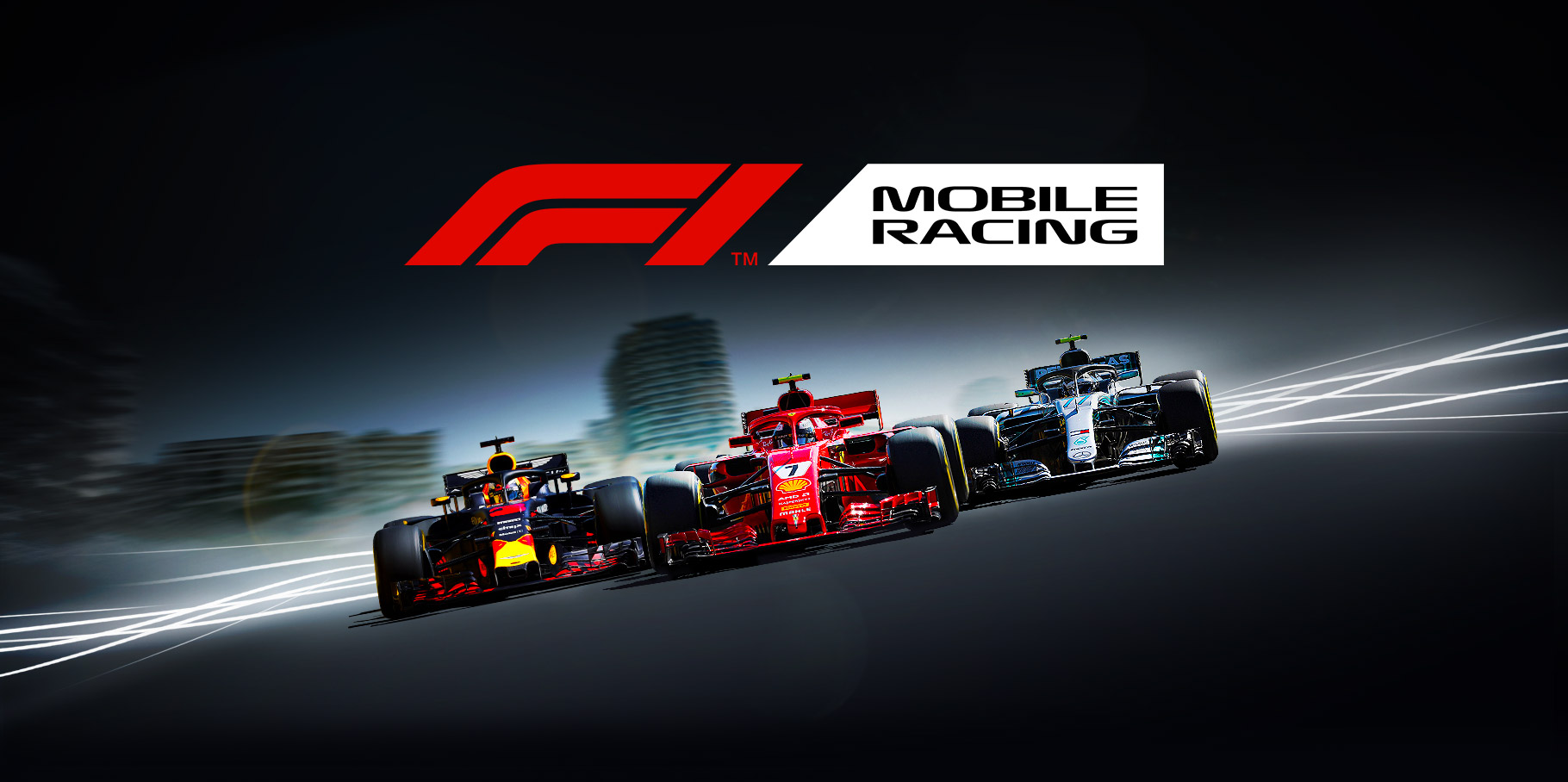 Artwork for F1<sup>®</sup> Mobile Racing