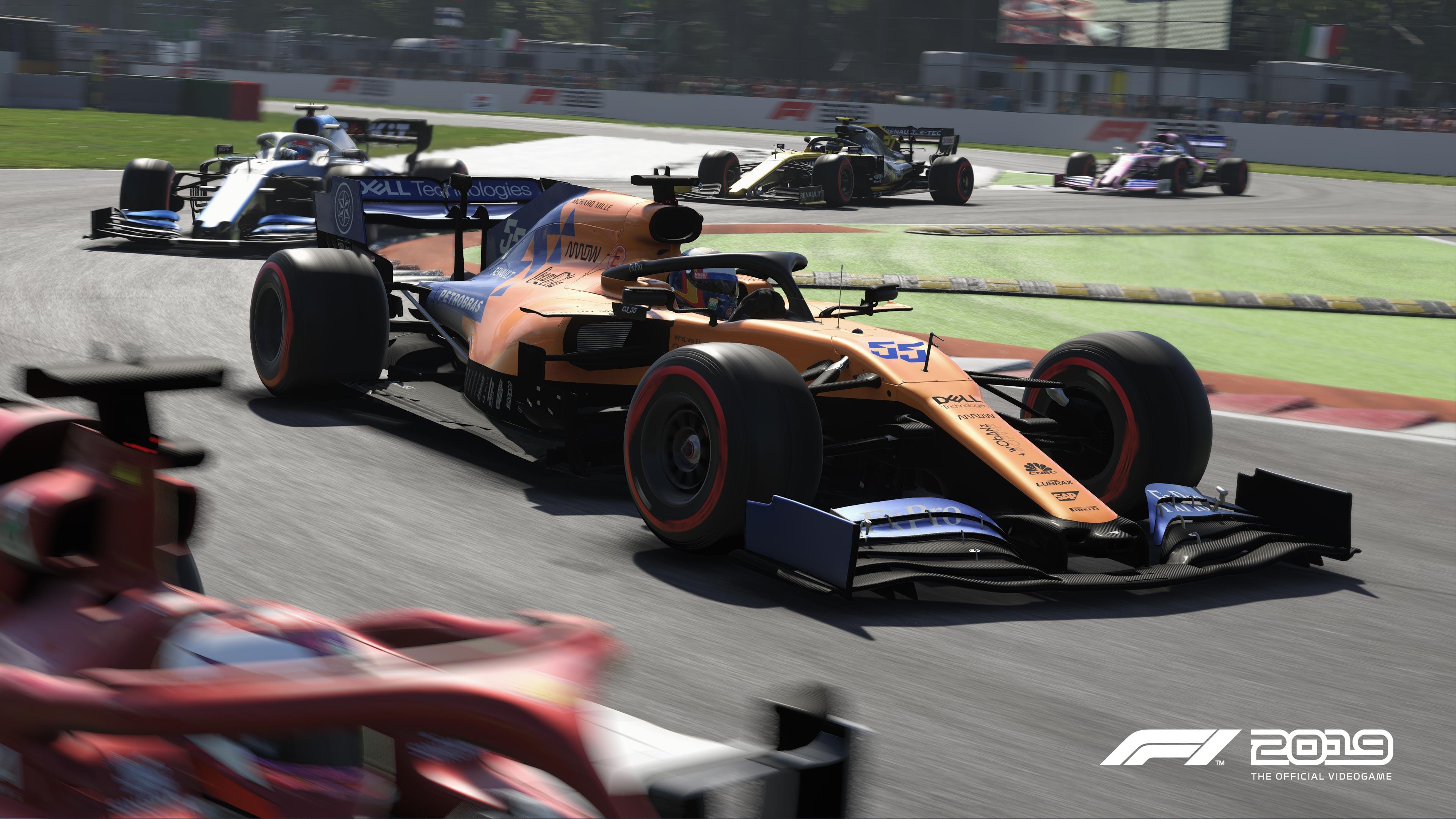 F1 2019 Codemasters Racing Ahead