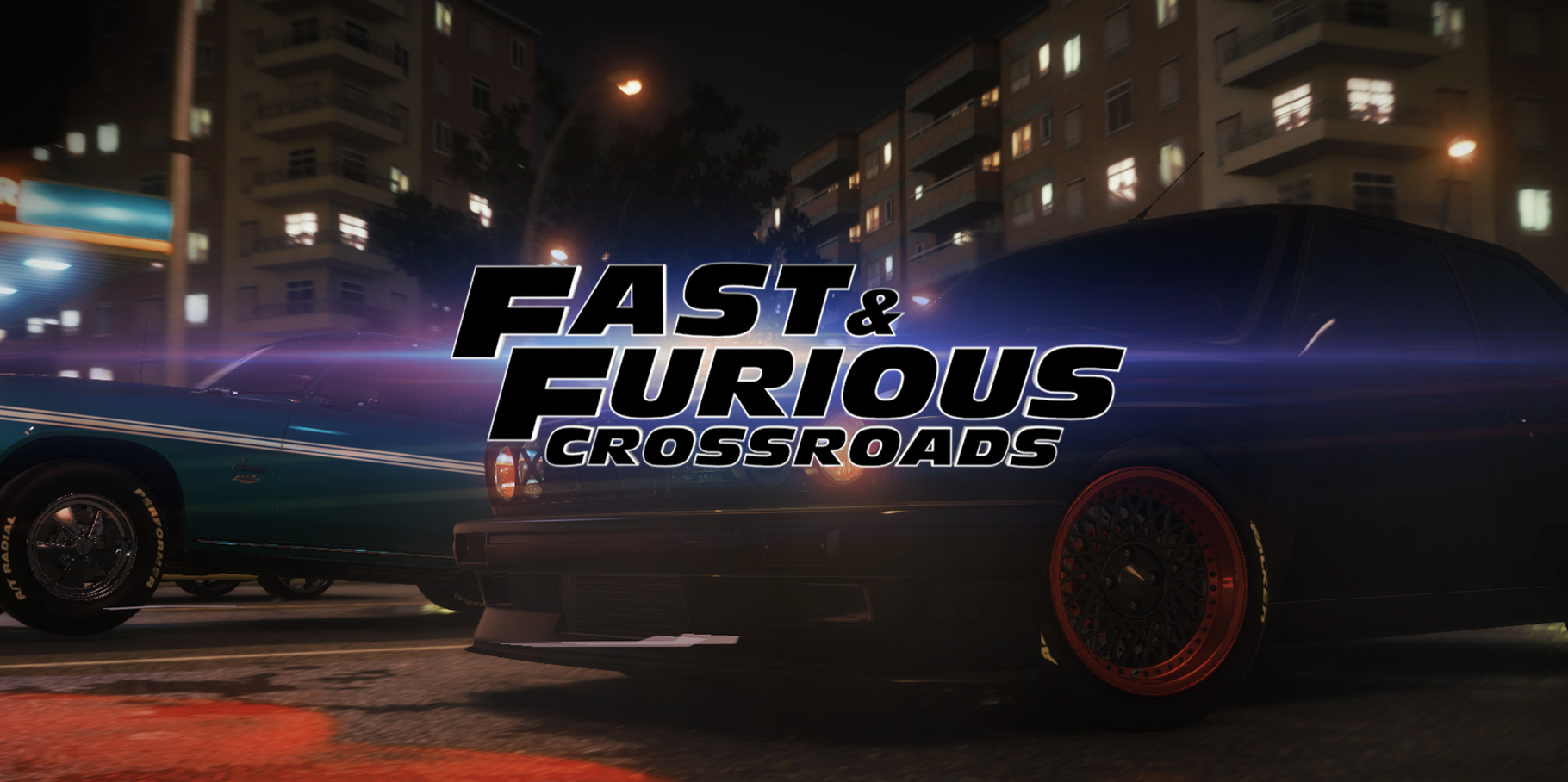 Artwork for Fast & Furious Crossroads