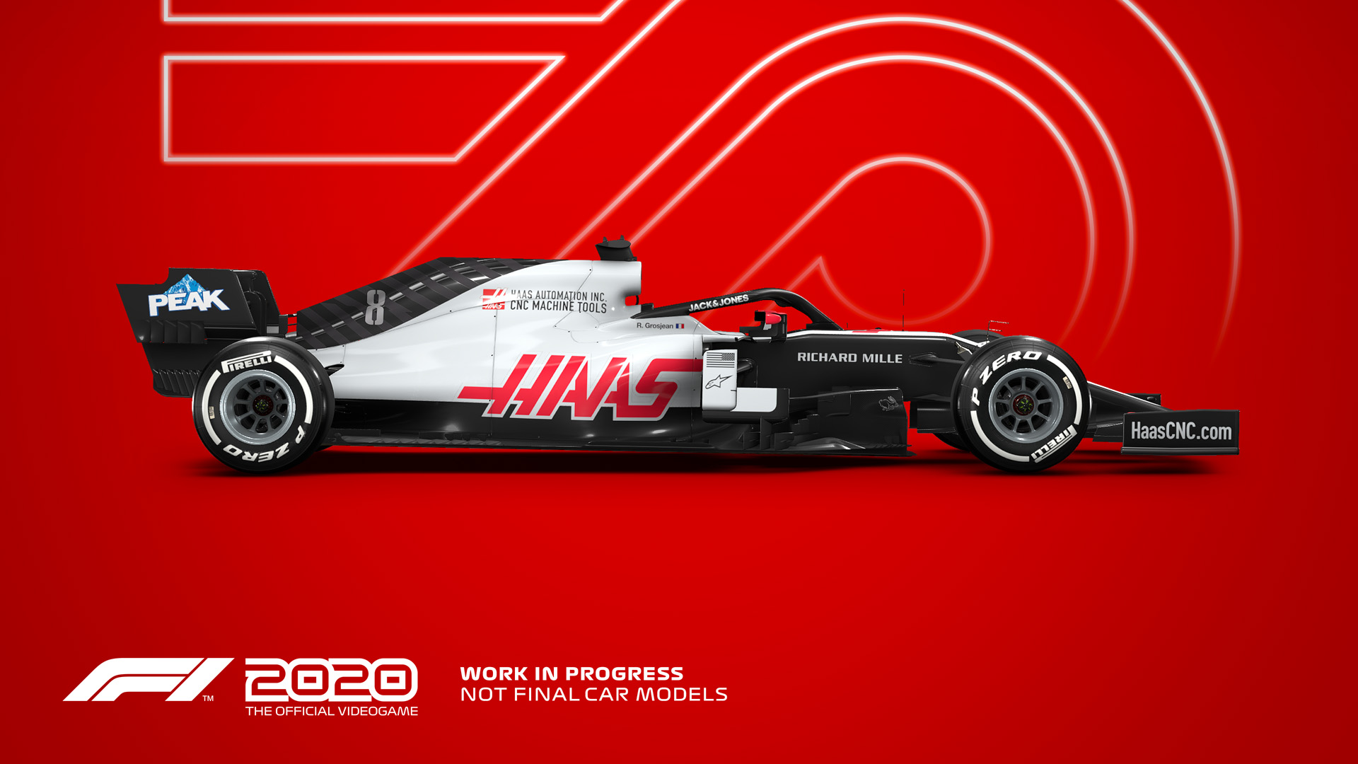 F1 2020 Codemasters Racing Ahead