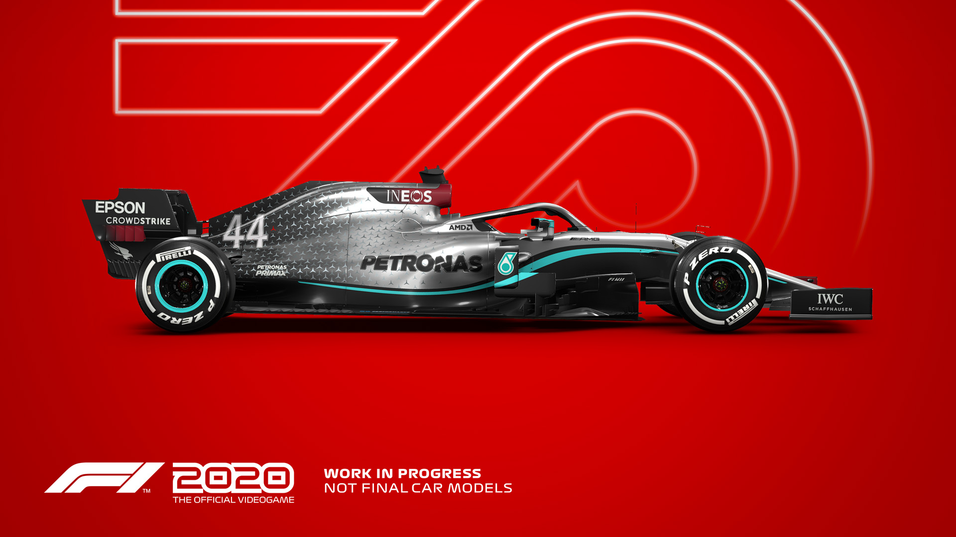 F1® 2020 - Codemasters - Racing Ahead