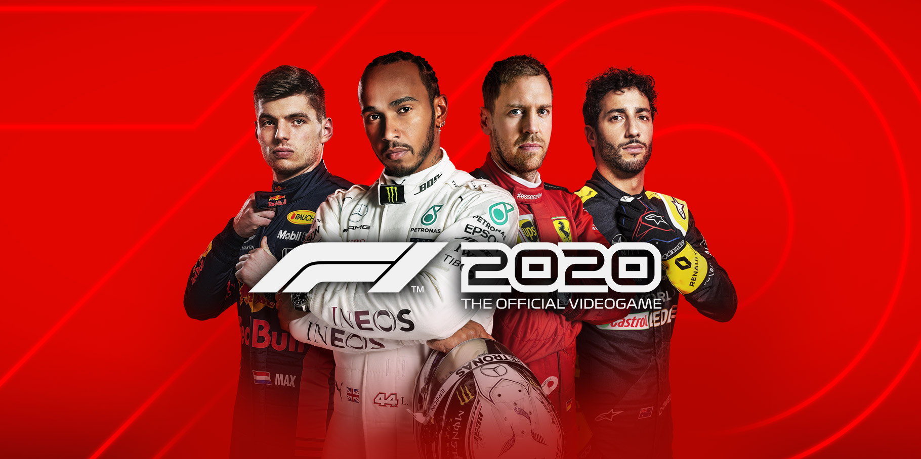 Artwork for F1<sup>®</sup> 2020