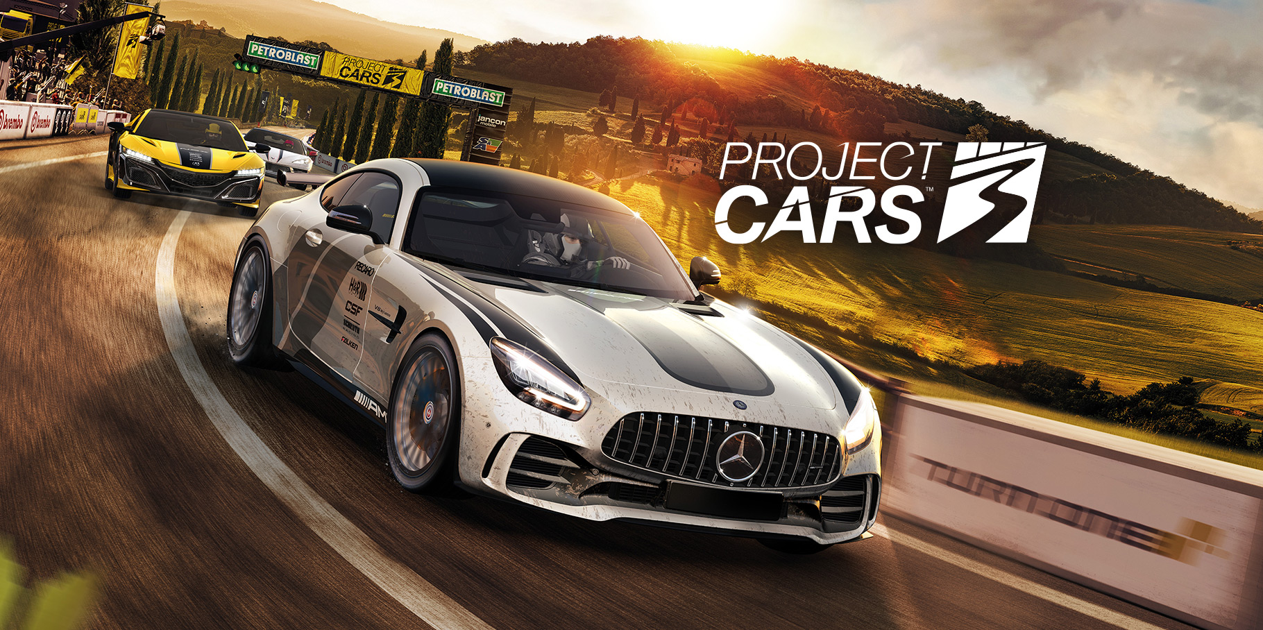 Artwork for Project Cars 3