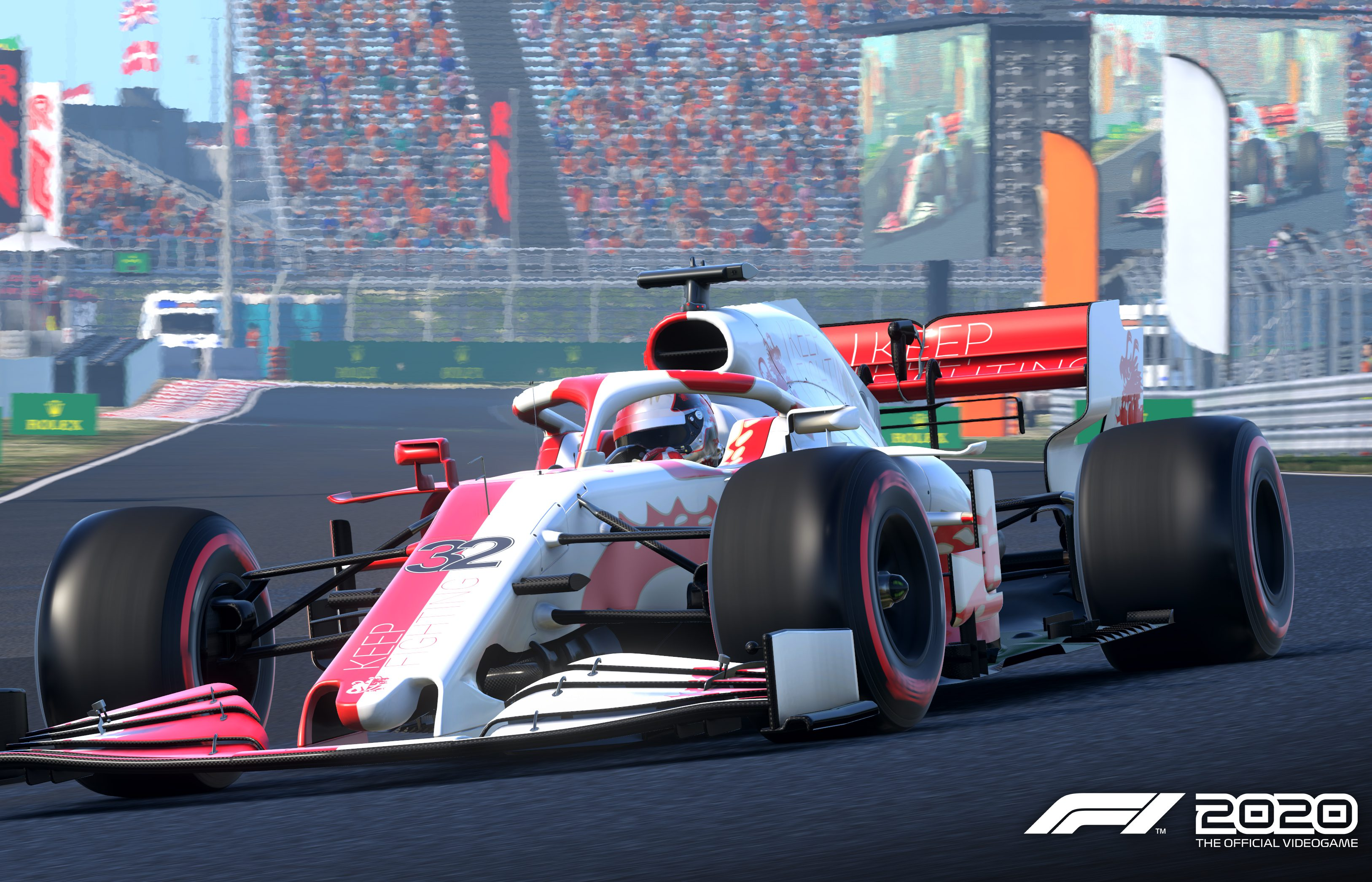 F1 2020 Supports Keep Fighting Foundation In Honour Of Michael Schumacher Codemasters Racing Ahead
